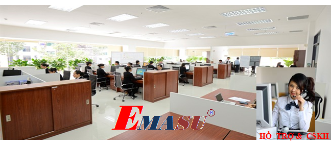 Tổng đài hỗ trợ - Siêu thị điện máy quốc tế Emasu uy tín Top 1 thị trường