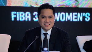 Biografi Erick Thohir  Menteri BUMN ke-9 Kabinet Indonesia Maju