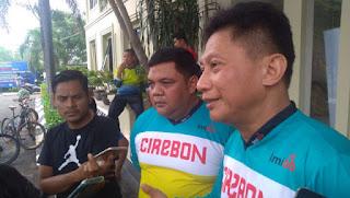 Hari Bhakti Imigrasi Ke 70 , Kantor Imigrasi kelas 1 TPI Cirebon Gelar bhakti Sosial Dan Fun Bike