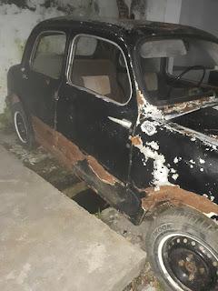Lapak Bahan Mobil Antik : Dijual mobil antik fiat kupu