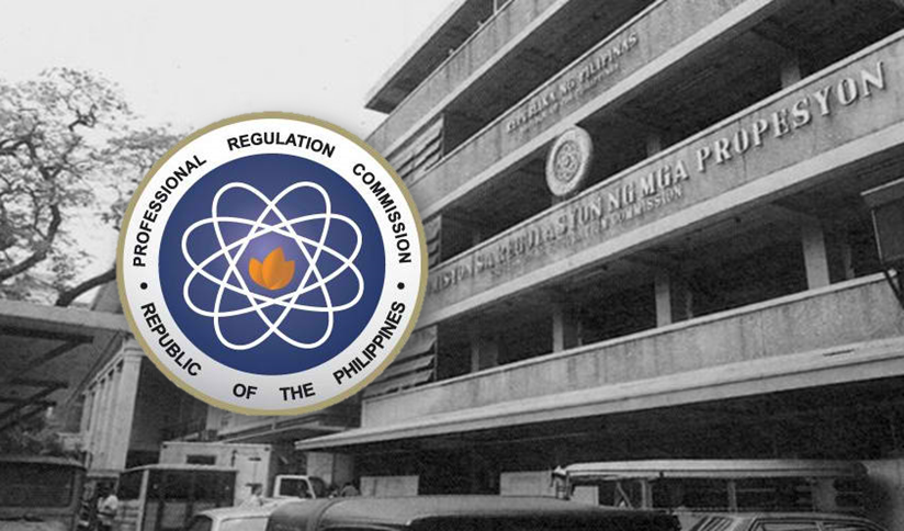 PRC releases statement to deny links to board exam review materials.