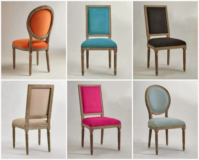 Rosa Beltran Design Updating A Traditional Dining Chair
