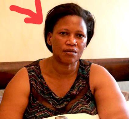 The woman who heads the Prison jobseeking syndicate photo