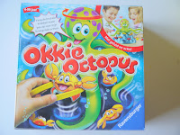 Okkie octopus, Ravensburger