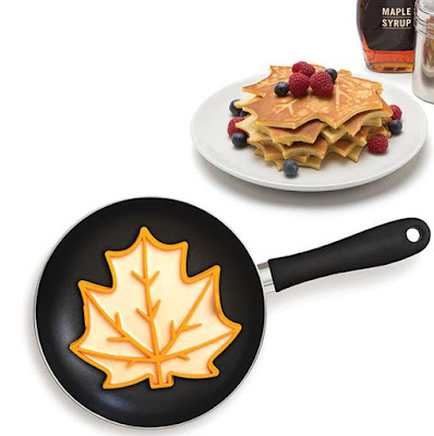 Leaves Pancake Shaper