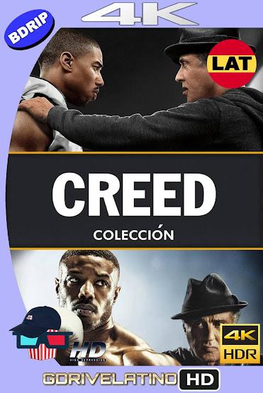 Creed (2015-2018) Colección BDRip 4K HDR Latino-Ingles MKV