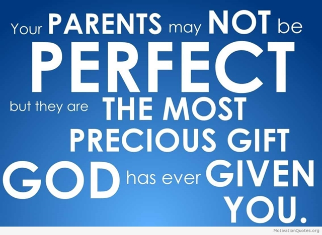 love your parent