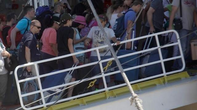 I traghetti greci saranno resi accessibili ai viaggiatori disabili entro il maggio 2019