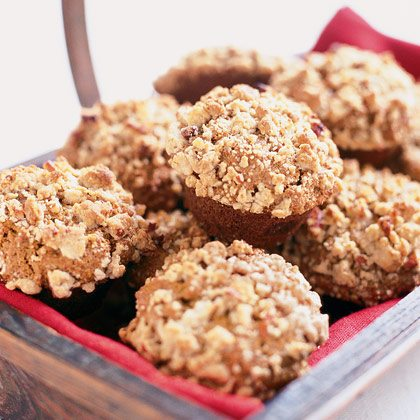 Pumpkin Praline Muffins Recipe