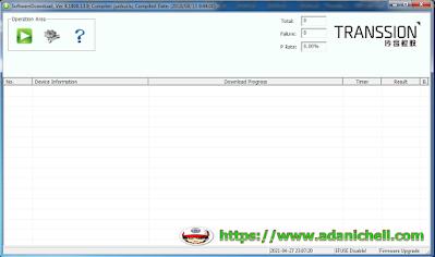 Mediatek Software Download v4.1808.13.09 AfterSales