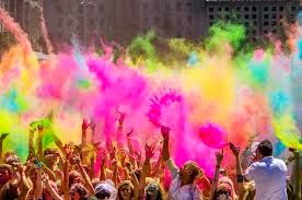 Holi Traditions in India,