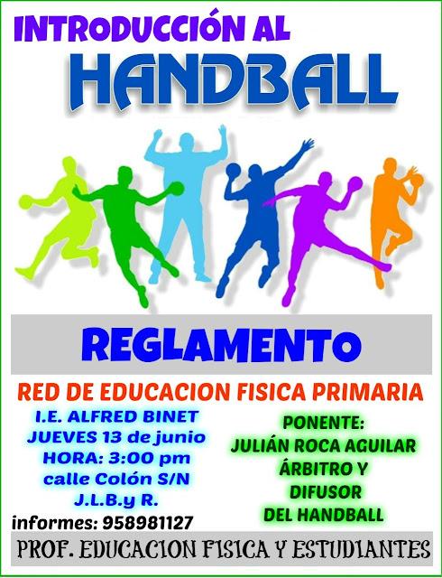 Curso de HandBall