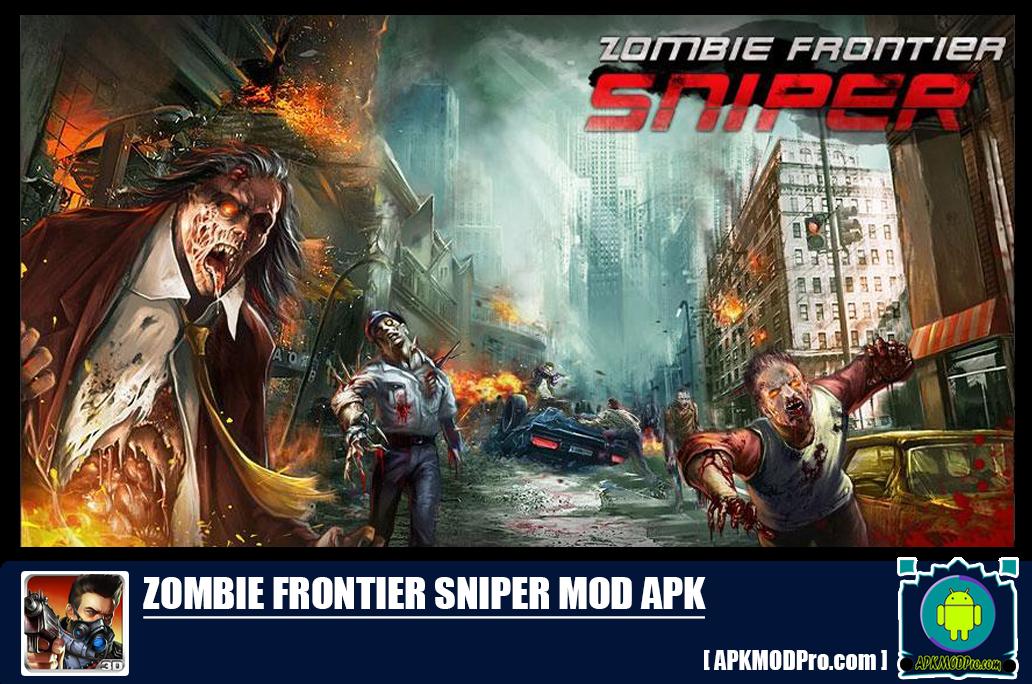 Download Zombie Frontier Sniper MOD APK