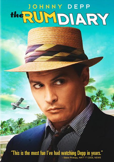 l The Rum Diary (2011) เดอะ รัม ไดอะรี่ ปูมหลังนายแอลกอฮอล์