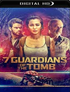 7 Guardians of the Tomb 2018 Torrent Download – WEB-DL 720p e 1080p Legendado