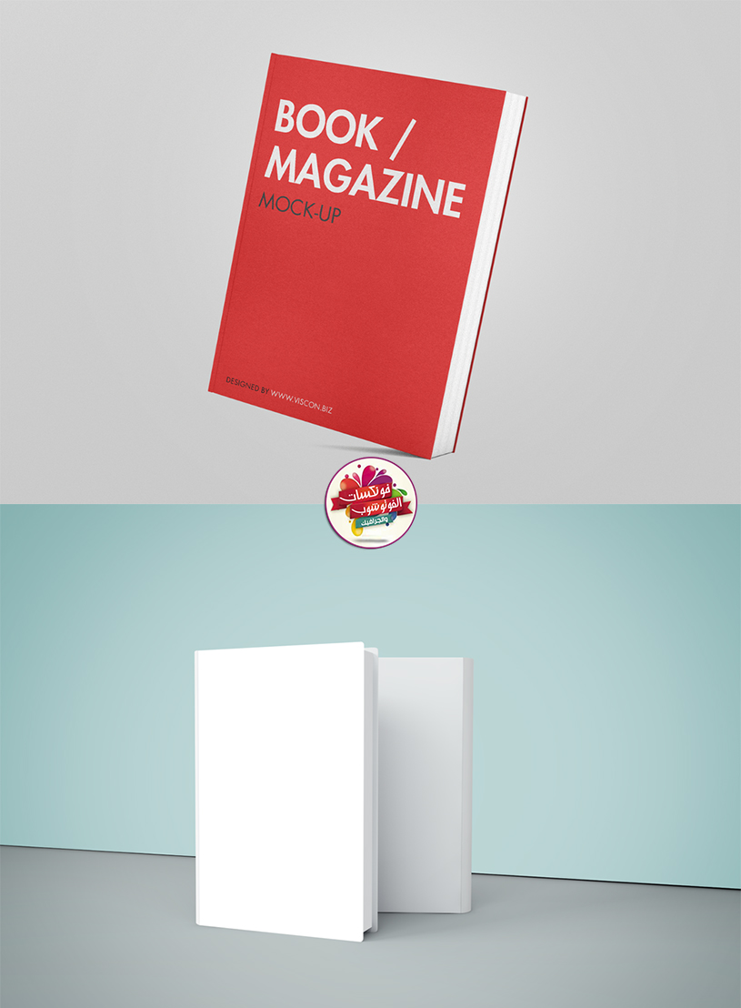 Mock Up Booklets Covers Professional Open Source Books Psd
