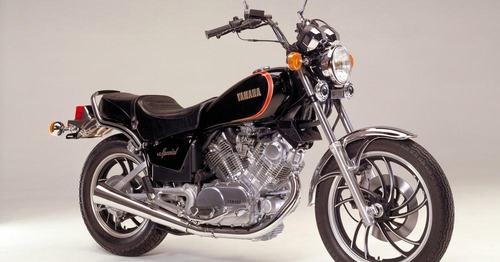 Yamaha Virago: xv750 en