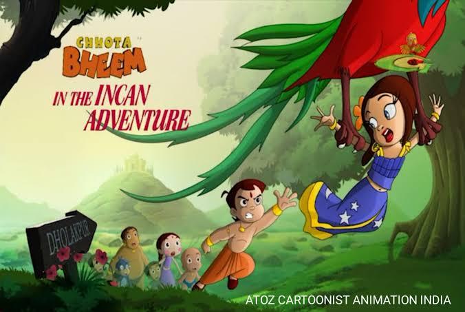 Chhota Bheem In Incan Adventure Full Movie  Images In HD