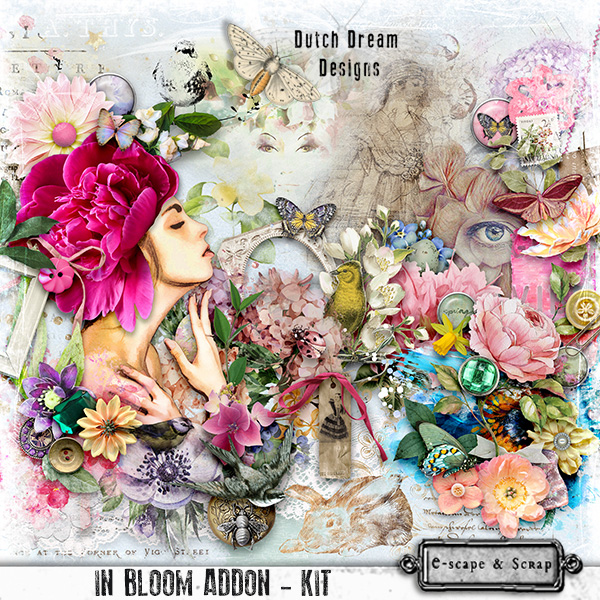 IN BLOOM ADDON KIT