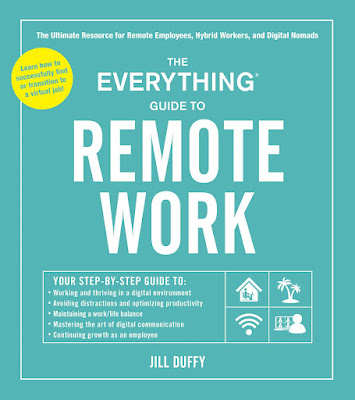 The Everything Guide to Remote Work book cover image