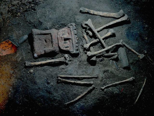Spanish conquistadors massacred women, children in Aztec town as reprisal for sacrifices, cannibalism