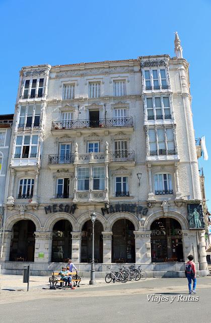 La casa de los Chelines, Castro Urdiales