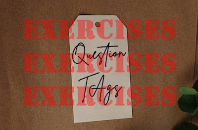 Kumpulan Latihan Soal Question Tags Terbaru