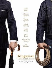 pelicula Kingsman: El círculo dorado (2017)