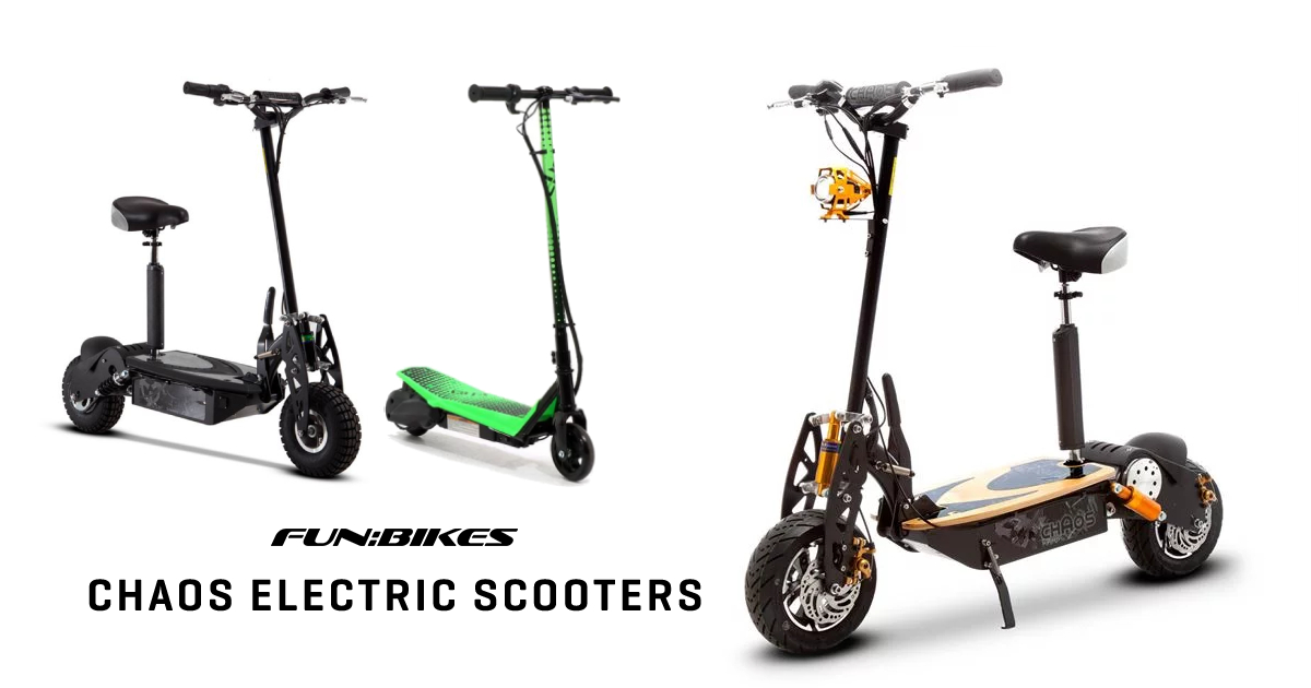Chaos Electric Scooters
