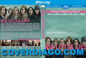 Big Little Lies - Segunda Temporada  BLURAY
