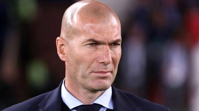 زيدان يرد على إمكانية إقالته من تدريب ريال مدريد في حالة السقوط أمام بوروسيا مونشنجلادباخ