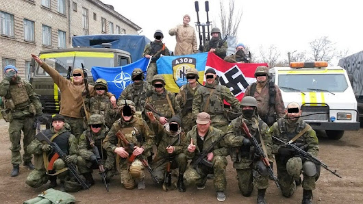The Azov Battalion, Nazis, Kolomoyski, Burisma Holdings, the Bidens & Neocons in Ukraine