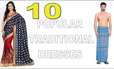 Top 10 Traditional Clothing of India For Men and Women