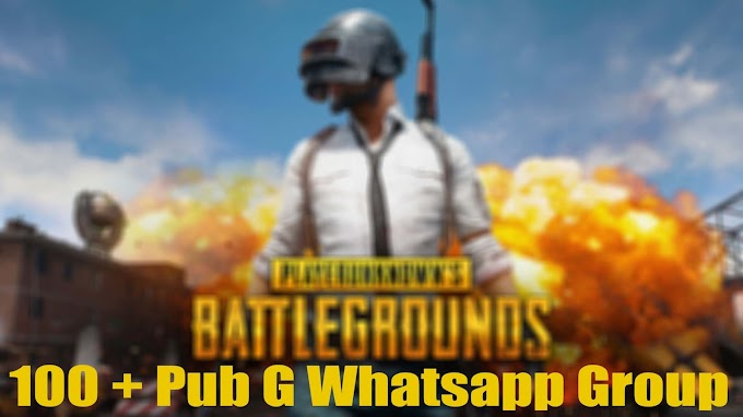 Pub G Whatsapp Group Link - Join Latest Pub G Group