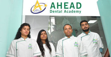 Make a difference with a dental career- AFK Training in India