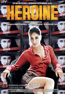 Online Full Movies: Heroine 2012 Hindi full movie Heroine