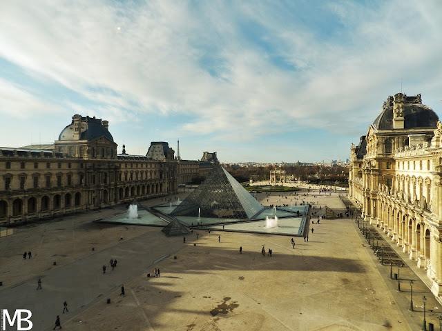 museo del louvre parigi