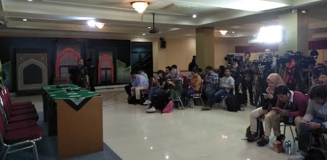 Dubes Arab Saudi Bahas Kasus HRS Di Kantor Muhammadiyah