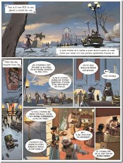 Lady McLeod aux Editions Cerises et Coquelicots BD bande-dessinée illustration illustrateur dessin dessinateur coloriste scénariste scénario publication enquête mystère Mata Hari