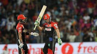 AB de Villiers 83 | Virat Kohli 80 - RPS vs RCB 16th Match IPL 2016 Highlights