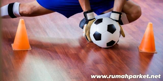 Jenis Lantai Untuk Lapangan Futsal Indoor - lantai parquet