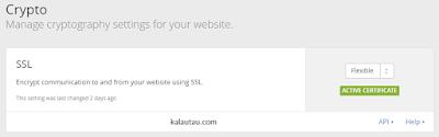 kalautau.com - pilihan ssl cloudflare