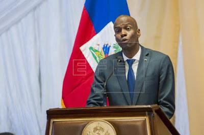 El presidente de Haiti se mantiene firme para buscarle una salida a la crisis