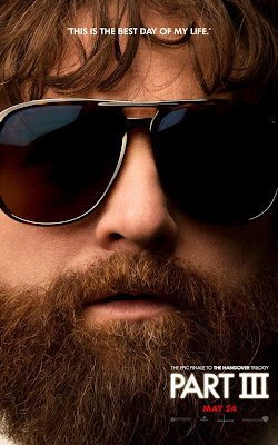 The Hangover Part III Portrait Character Movie Posters - This Is The Best Day Of My Life - Zach Galifianakis as Alan