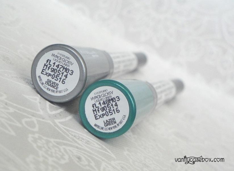 Eyestudio Hyper Easy Liquid Eyeliner by Maybelline #18