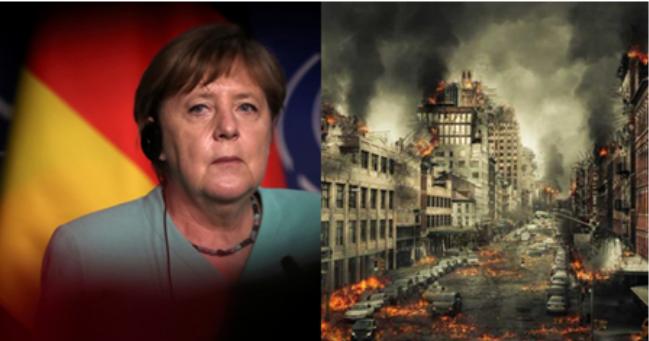 Μήνυμα προς Angela Merkel και προς όλους τους ''συμμάχους'' μας… Η ΩΡΑ ΤΗΣ ΤΙΜΩΡΙΑΣ ΣΑΣ ΗΡΘΕ! ΕΛΛΗΝΕΣ, ΠΡΟΕΤΟΙΜΑΣΤΕΙΤΕ ΨΥΧΙΚΑ ΚΑΙ ΣΩΜΑΤΙΚΑ ΓΙΑ ΤΗΝ ΕΠΕΡΧΟΜΕΝΗ ΣΥΓΚΡΟΥΣΗ, ΕΙΝΑΙ ΘΕΜΑ ΕΘΝΙΚΗΣ ΕΠΙΒΙΩΣΗΣ…