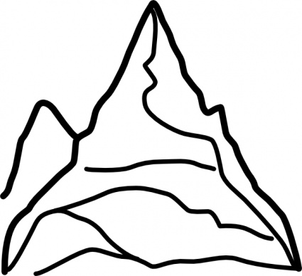 Mountain Pictures: Mountains Cartoon Pictures