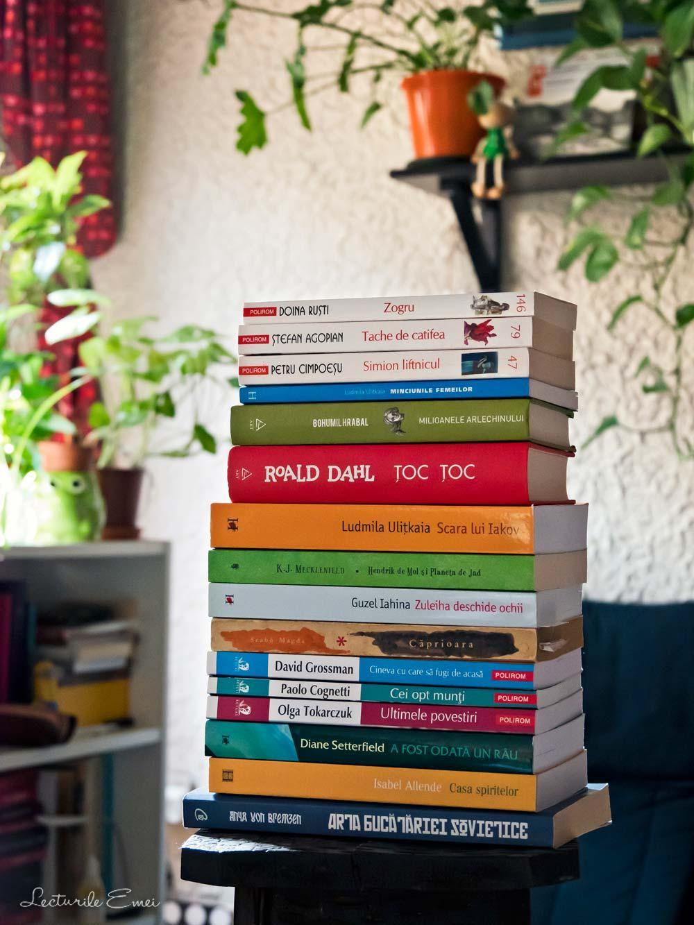 listă cu cărți de citit in vremuri dificile