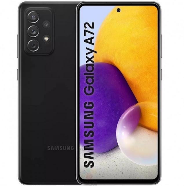 Samsung-galaxy-a72-4g-black-color