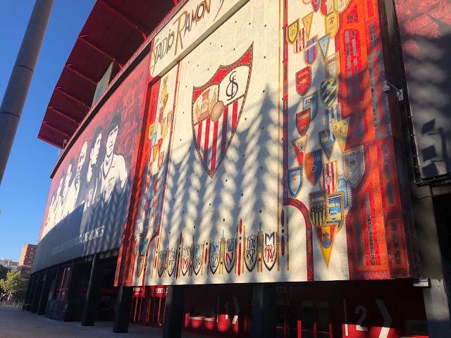 Así van las obras del estadio Ramón Sánchez-Pizjuán